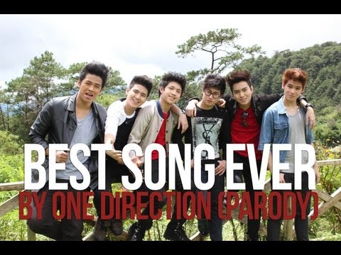 One Direction - Best Song Ever (parody)