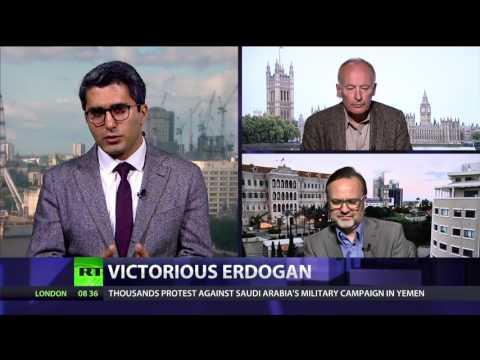 Crosstalk: Victorious Erdogan