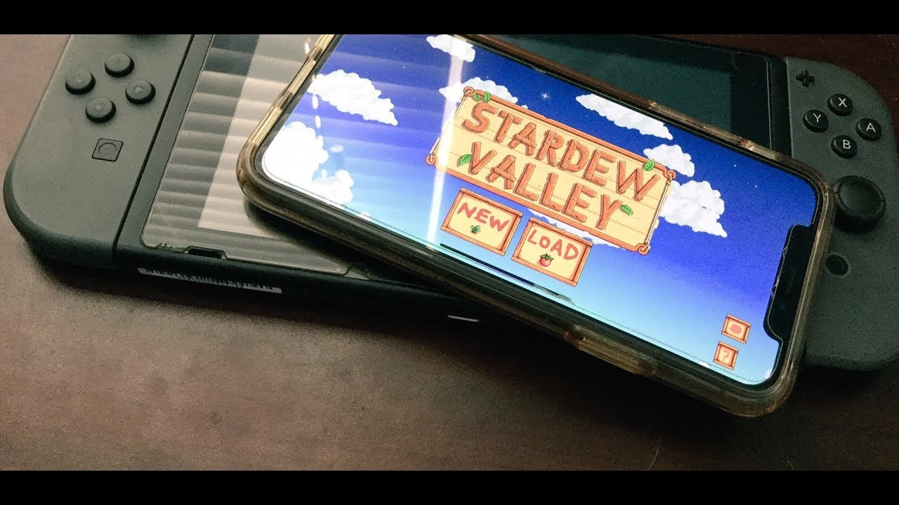 Stardew Valley iOS/Android Gameplay