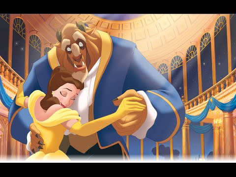 disney beauty and the beast storybook hd bedtime story for