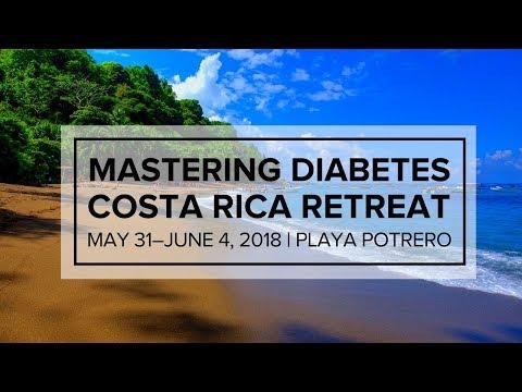 Reverse Insulin Resistance in Costa Rica! Mastering Diabetes Retreat
