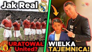 Co UKRYWA Cristiano Ronaldo przed całym światem! Jak Real Madryt POMÓGŁ Manchesterowi United