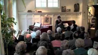 E. Krähmer - Variations brillantes op. 18, csakan & piano-forte