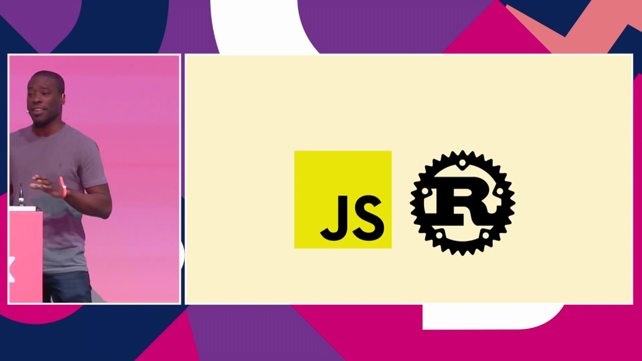 Let's build a JavaScript Engine in Rust by Jason Williams   JSConf EU 2019