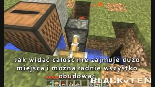 Minecraft Jak zrobić DRZWI NA KLUCZ !!! BEZ MODÓW