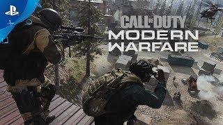 Call of Duty: Modern Warfare   Crossplay-Beta Trailer   PS4