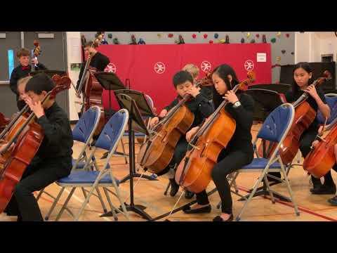 YingHua Academy Spring Orchestra 2019 (Concerto)