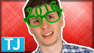 weird 2016 resolutions your dumb comments