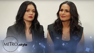 "Iza Calzado and Meryll Soriano on their movie ""Culion"" 