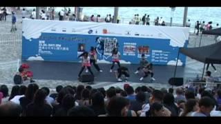 香港起舞‧全港中學生舞蹈賽2011- 初賽:賽馬會毅智書院-