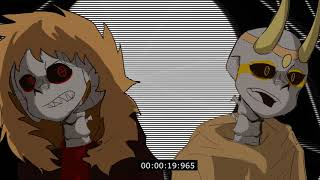 Matstubs Animación meme UNDERTALE AU OC