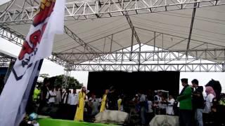 Kampanye subroto - nur yaman new pallapa bersama trio macan