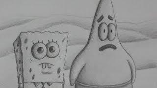 Sponge Bob Drawing