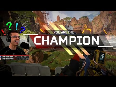 Winning in Apex Legends with Pro Players! (ft. Vikkstar, FaZe Avery, Ghost Enzo)