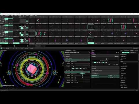How To Perform A Live Visual Show Using Resolume VJ Software V.5 - Vectorius Tutorial
