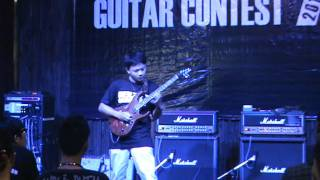 overdrive guitar contest 2011 pop the moon