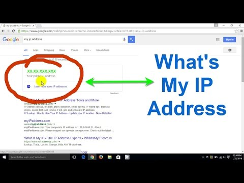 how to find your ip address amp what is my ip windows 10 amp 8.1 minecraft ip address find ip fast