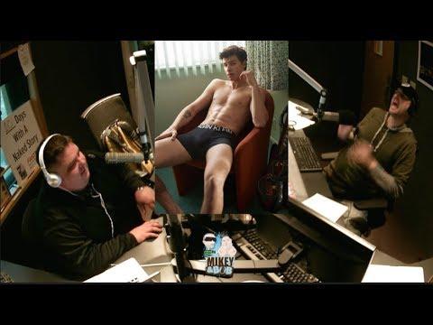 Shawn Mendes Calvin Klein underwear Facebook comments