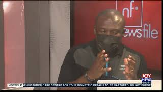 Anti-LGBTQI Bill Why don39t we have an association of prostitutes in Ghana - Sam George