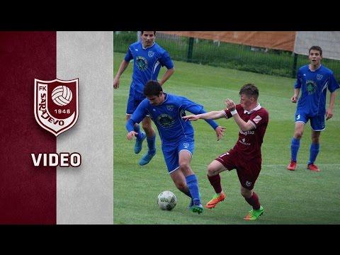U-19: Kup FSKS - FK Sarajevo 1:4 FK Bosna Sema - 5/11/2017