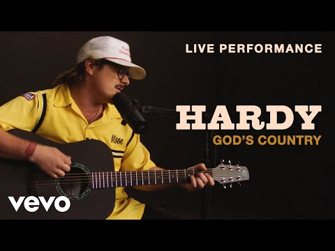 "Download Lagu  HARDY - ""God's Country"" Live Performance 