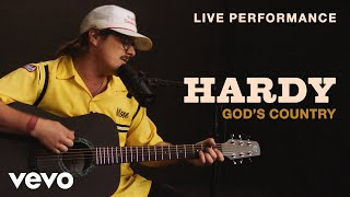 "HARDY - ""God's Country"" Live Performance 