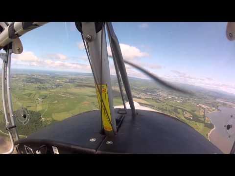 A nice Day to Go Flying (Skyranger Microlight)