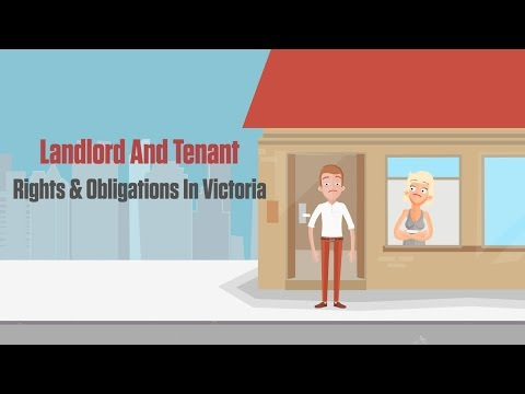 Landlord And Tenant Rights And Obligations In Victoria