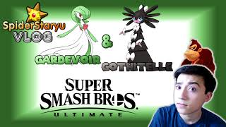Gardevoir and Gothitelle in SMASH BROS. ULTIMATE? What Are the Chances?