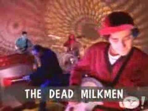 Dead Milkmen The Secret of Life - YouTube