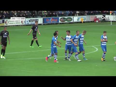 Samenvatting PEC Zwolle tegen Emmen