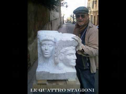 maestro Ernest Lehman sul  SITO: ARTECALABRIA sezione artistica:scultura