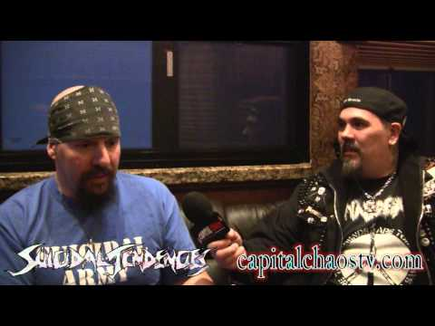 Mike Muir of Suicidal Tendencies  part 2 on Capital Chaos TV