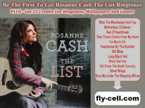 Rosanne Cash The List FULL ALBUM Preview