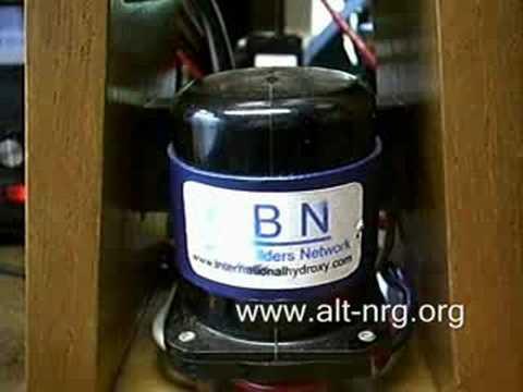 #111 EBN Sealed wet cell kit, New HHO generator