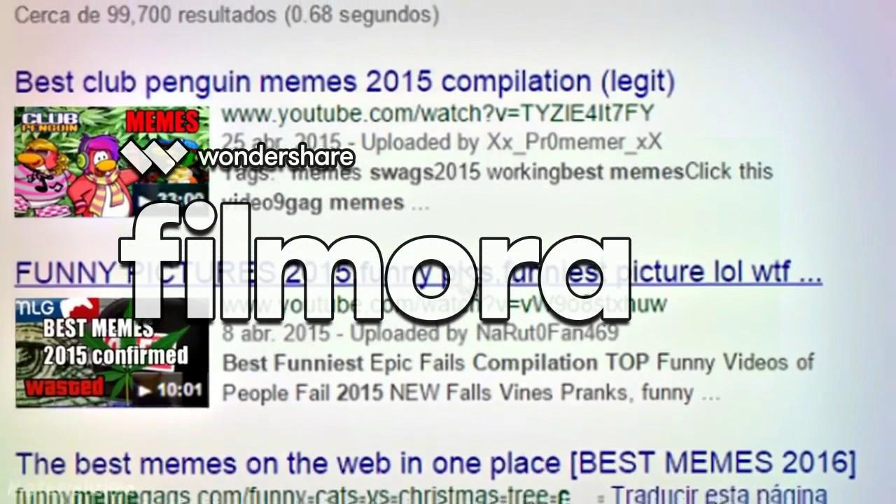 Mlg Theme Wondershare Filmora Remix