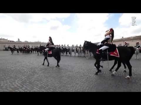 LXX Festa della Repubblica: Cambio della Guardia d