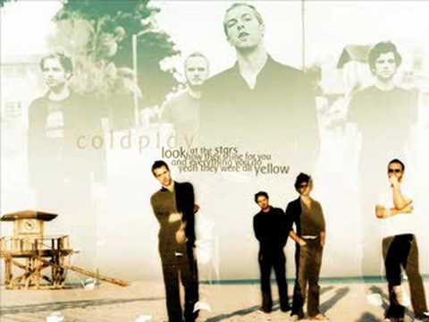 Coldplay - God put a smile on your face. WITH LYRICS
