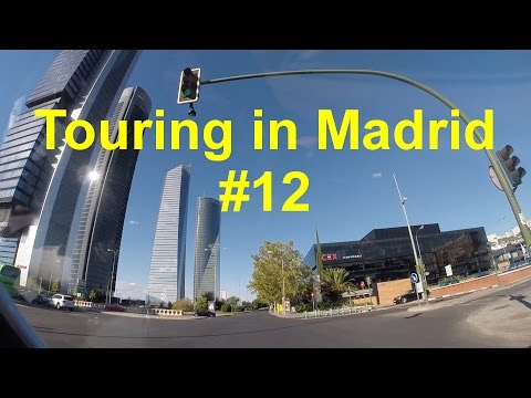 Touring in Madrid #12 (Spain)