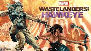 Marvel's Wastelanders: Hawkeye   Trailer