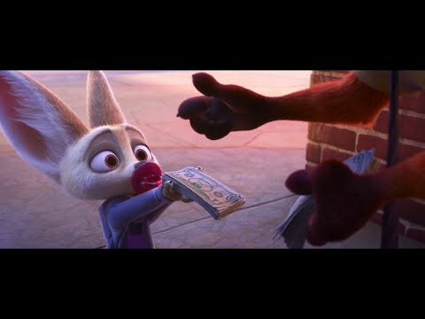 Zootopia   Finnick best moments
