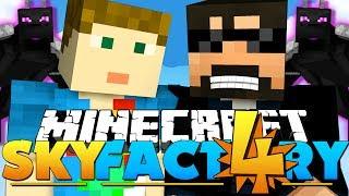 Minecraft: SkyFactory 4 - ENDER DRAGON BUTT!! [25]