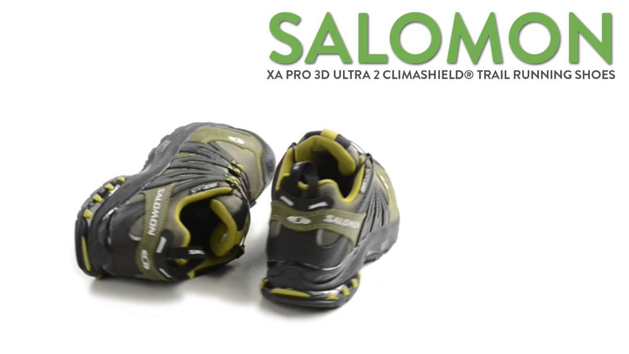 83490c534dacc Salomon XA Pro 3D Ultra 2 Climashield® Trail Running Shoes - Waterproof  (For Men)