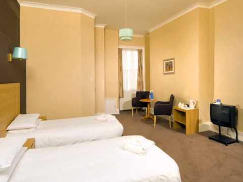 The Burlington Hotel, Eastbourne