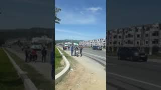 Video Thật tế  MT quốc lộ 51 dư án bà rịa city gate 6/12/18