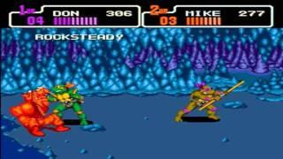 Teenage Mutant Ninja Turtles - The Hyperstone Heist Walkthrough