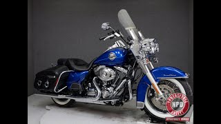 2009 HARLEY DAVIDSON FLHRC ROAD KING CLASSIC W/ABS - National Powersports Distributors