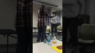 Diana improv scene