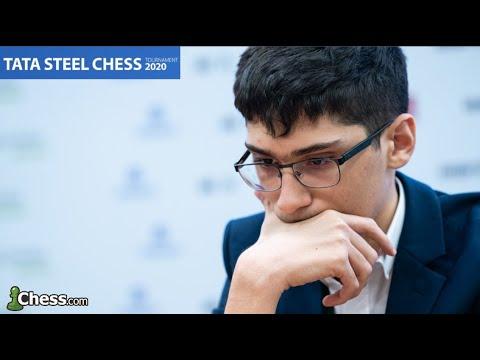 🔴 CARUANA vs. FIROUZJA en DIRECTO | Tata Steel Masters 2020 (10)