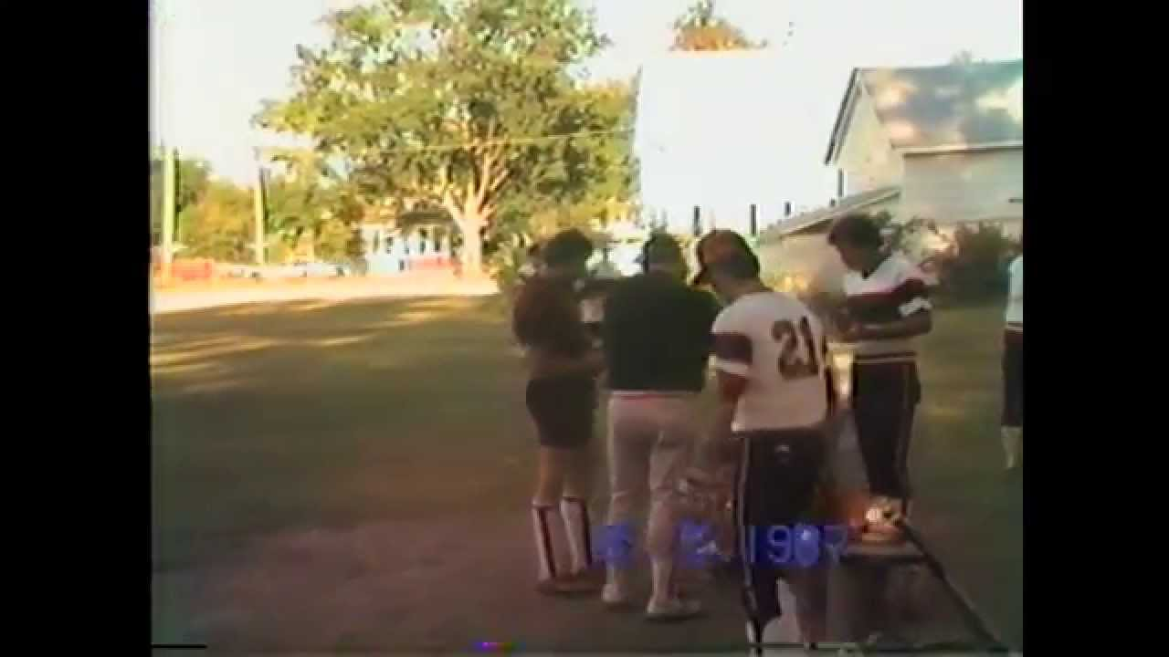 K & L   Big Brother Softball  8-5-87